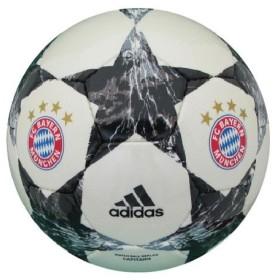 サッカーボール 4号 アディダス adidas フィナーレ キャピターノ バイエルンミュンヘン 17-18 欧州クラブライセンス AF4404-BM