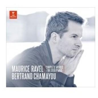 Ravel ラベル / ピアノ独奏曲全集 ベルトラン・シャマユ(2CD) 輸入盤 〔CD〕