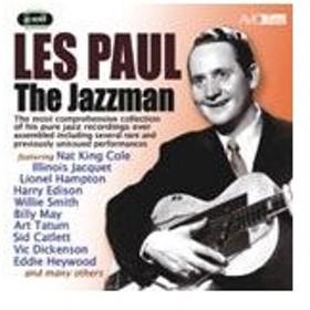 THE JAZZMAN/Les Paul[CD]【返品種別A】