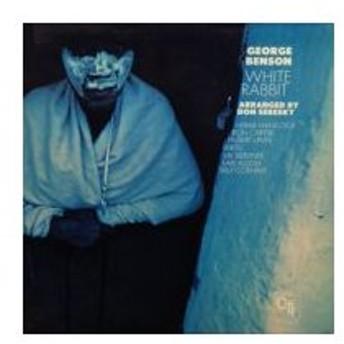 George Benson ジョージベンソン / ホワイト・ラビット  〔Blu-spec CD〕