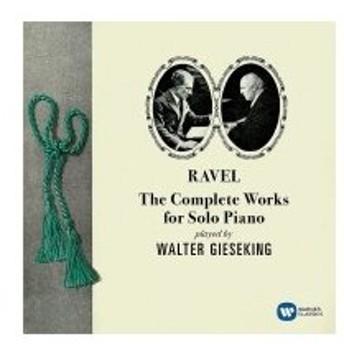 Ravel ラベル / ピアノ曲全集 ヴァルター・ギーゼキング(2CD) 輸入盤 〔CD〕