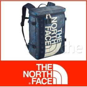 ノースフェイス バッグ BCヒューズボックス コスミックブルーテントプリント 防水 アウトドア