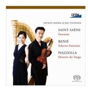 Duo-instruments Classical / サン=サーンス:幻想曲、ルニエ:スケルツォ・ファンタジー、ピアソラ:タンゴの歴史