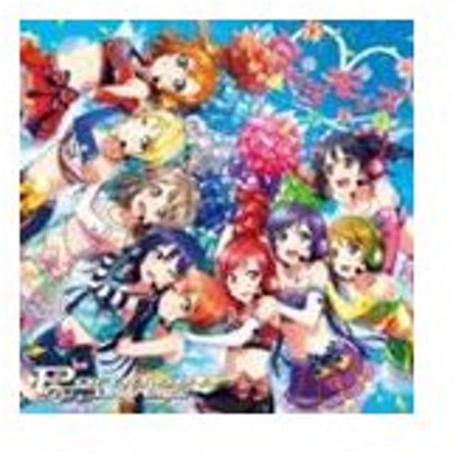 μ's / スマートフォンゲーム ラブライブ!スクールアイドルフェスティバル::タカラモノズ/Paradise Live [CD]