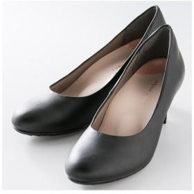 婦人靴 レディースシューズ Lady worker (レディワーカー) LO-16520 ブラック アシックス商事