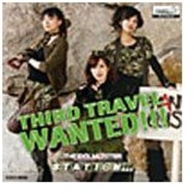THE IDOLM@STER STATION!!! THIRD TRAVEL WANTED!!!/ラジオ・サントラ[CD]【返品種別A】