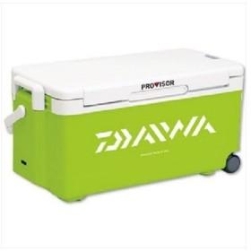 ダイワ クーラーボックス プロバイザー PVトランク S3500 ライムグリーン