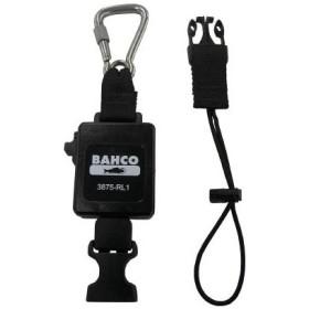 バーコ 伸縮式ランヤード 3875-RL1 保護具・ツールロープ