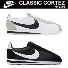 NIKE ナイキ スニーカー クラシック コルテッツ ナイロン 807472 CLASSIC CORTEZ NYLON メンズ 靴