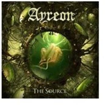 THE SOURCE(2CD+DVD)【輸入盤】▼/AYREON[CD+DVD]【返品種別A】