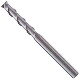 アルミ専用エンドミル(5倍刃長タイプ) 日進工具(NS) AL5D-2 2.5