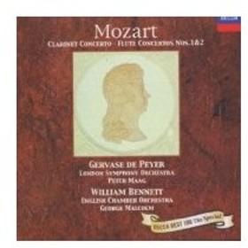 Mozart モーツァルト / モーツァルト:クラリネット協奏曲、他 ペイエ/マーク 国内盤 〔CD〕