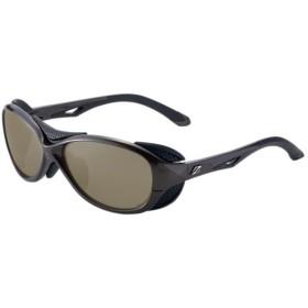 ZEAL OPTICS ジールオプティクス 偏光サングラス BATLER(バトラー) F-1723 ブラウンブラック レンズ:トゥルービュー スポーツ
