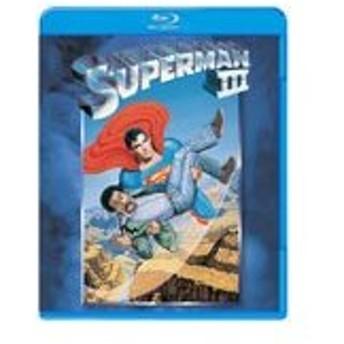 スーパーマンIII 電子の要塞/クリストファー・リーブ[Blu-ray]【返品種別A】