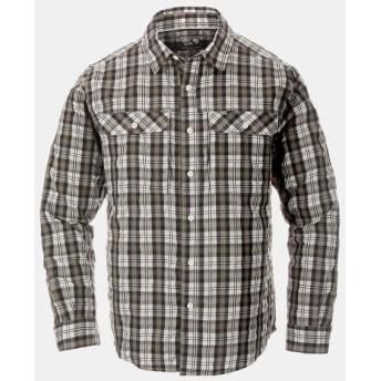 マウンテンハードウェア MOUNTAIN HARDWEAR Canyon Ac Long Sleeve Shirt Darklands キャニオンACロングスリーブシャツ 長袖 メンズ