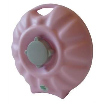 立つ湯たんぽ 1.8L 美肌娘 フリーカバー付 ピンク