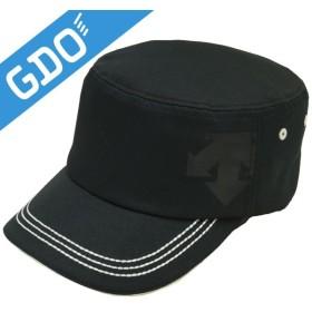 デサントゴルフ DESCENTE GOLF ワークキャップ DGM0366S 帽子