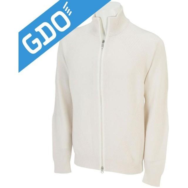 デサントゴルフ DESCENTE GOLF ジップアップセーター DGM2015F 中間着(セーター、トレーナー)