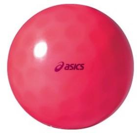 アシックス グラウンド・ゴルフ クリアボール ディンプルSH GGG325 レッド 23