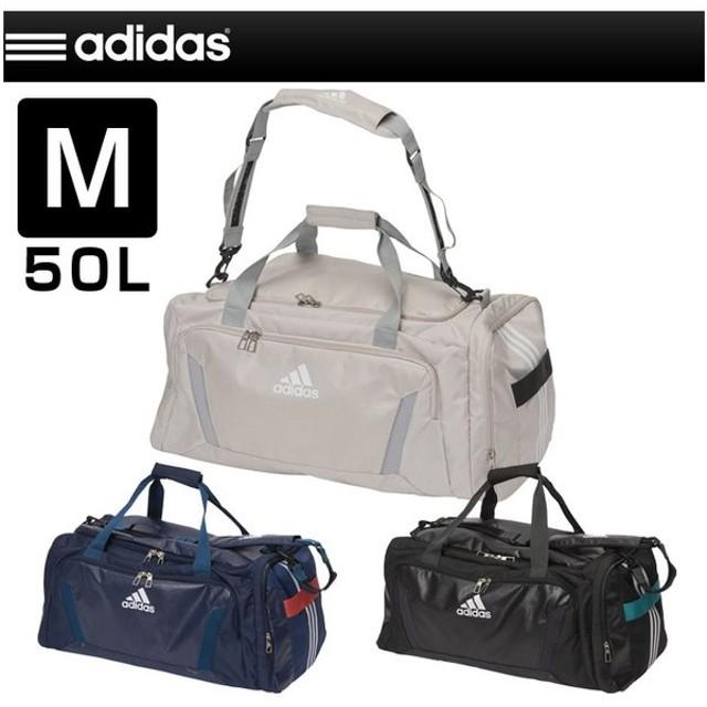 adidas アディダス 遠征 ダッフルバッグ M エンセイ 50L ショルダーバッグ バッグ かばん スポーツバッグ ジム 部活