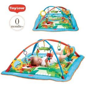 プレイジム 赤ちゃん プレイマット ベビー ベビージム Tiny Love タイニーラブ ジミニー トータルプレイグラウンドジム 5090061001