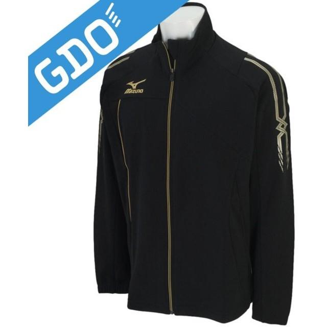 ミズノ MIZUNO ゴルフウェア メンズ アウター(ブルゾン、ウインド、ジャケット) ウォームアップシャツ 32MC5010 アウター(ブルゾン、ウインド、ジャケット)