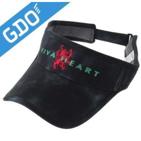 ビバハート VIVA HEART サンバイザー 017-53321 帽子