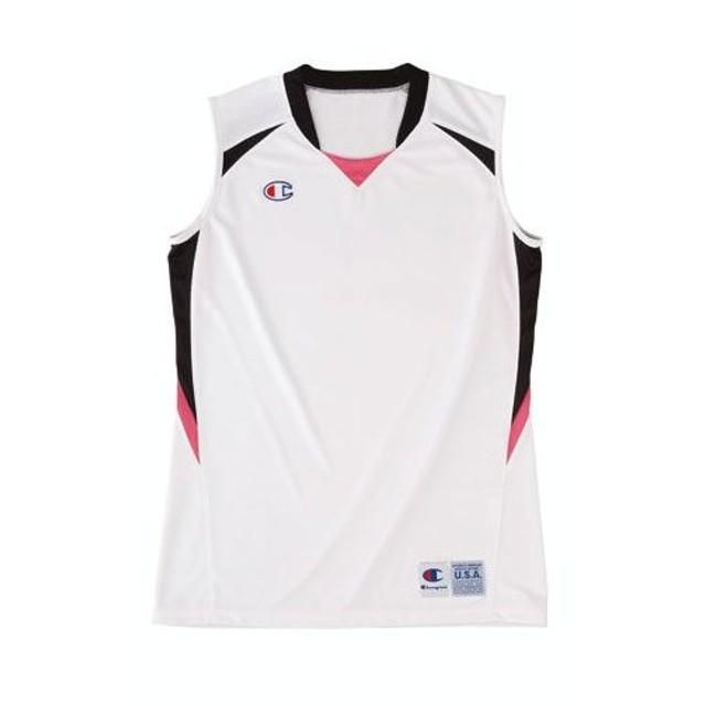 チャンピオン champion ウィメンズゲームシャツ women's game cblr2201-wk