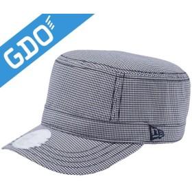 ニューエラ ゴルフライン GOLF WM01 ADJ HOUNDSTOOTH キャップ 帽子