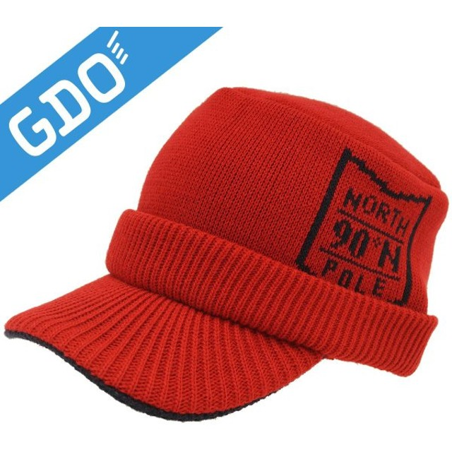 a3f5830656062b キャロウェイゴルフ Callaway Golf ノースポール柄ニットワークキャップ 2416284516 帽子