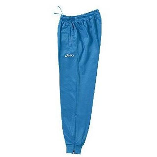 アシックス asics トレーニングパンツ ホッピング xat271 カラー:ターコイズブルー 42 training suit ウェア