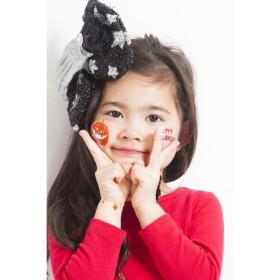 KIDSシール パンプキンとおばけ キッズ ハロウィン ハロウィン 仮装 パレード メイクアップ コスプレ