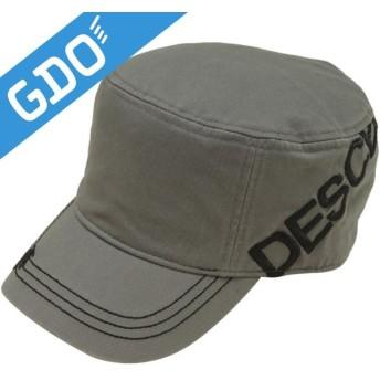 デサントゴルフ DESCENTE GOLF ゴルフウェア メンズ 帽子 ワークキャップ DGM0435S 帽子
