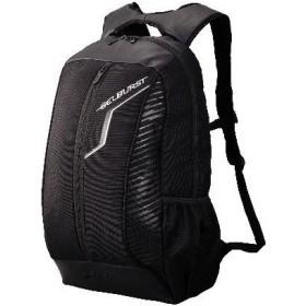アシックス バッグ バーストバックパック EBB129 ブラック×ブラック 9090