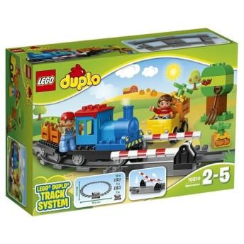 デュプロ 10810 デュプロのまち トレイン レゴ