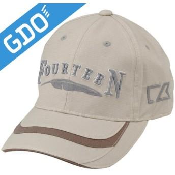 フォーティーン FOURTEEN ゴルフウェア メンズ 帽子 キャップ CBF0200 帽子