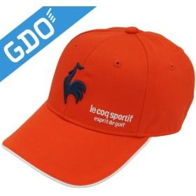 ルコックゴルフ Le coq sportif GOLF ゴルフウェア メンズ 帽子 キャップ QG0381 帽子