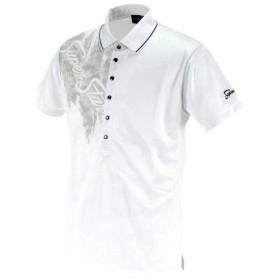ミズノ MIZUNO SuperStar Golf 半袖ポロシャツ 52MA6410 半袖シャツ・ポロシャツ