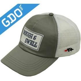 ラフ&スウェル rough&swell MESH ベースボールキャップ RSA-16002 帽子