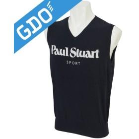 ポール・スチュアート スポーツ Paul Stuart SPORT ニットベスト J7N50260 ベスト