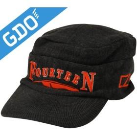 フォーティーン FOURTEEN ゴルフウェア メンズ 帽子 キャップ CBF0205 帽子