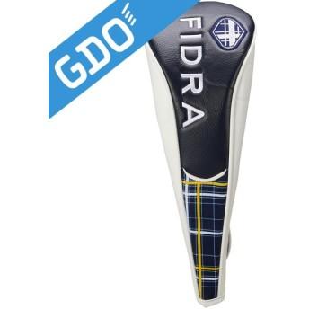 フィドラ FIDRA チェックプリントヘッドカバー DR用 P383211 ヘッドカバー