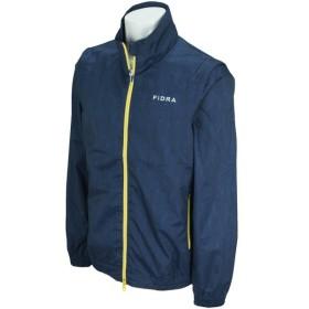 フィドラ FIDRA ストレッチ フルジップ2WAYジャケット