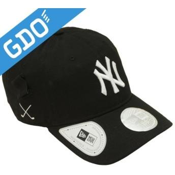 ニューエラ ゴルフライン GDO別注カラー ニューヨークヤンキース 920ONPARキャップ マーカー付き 帽子