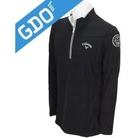 キャロウェイゴルフ Callaway Golf 差込ハーフジップハイネック長袖シャツ 241-5254500 長袖シャツ・ポロシャツ