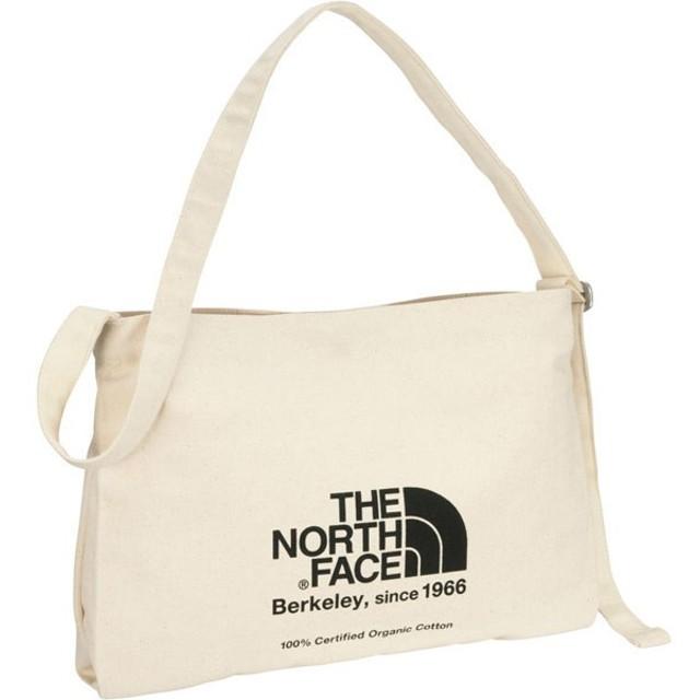 ノースフェイス THE NORTH FACE MUSETTE BAG ナチュラル×ブラック ミュゼットバッグ ショルダーバッグ