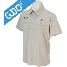 ルコックゴルフ Le coq sportif GOLF 半袖シャツ QG2973 半袖シャツ・ポロシャツ