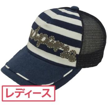 アンパスィ and per se ゴルフウェア レディス 帽子 キャップ 8415FS 帽子