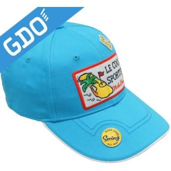 ルコックゴルフ Le coq sportif GOLF キャップ QGL0418 レディス 帽子
