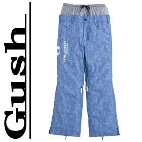 送料無料 60%OFFセール / OUTLET アウトレット GUSH / STORM PANTS / ガッシュ スノーウエア パンツ ストーム #21503 / C.BLUE pt (795) ブルー